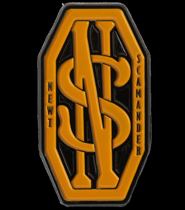 Insigne Newt Scamander