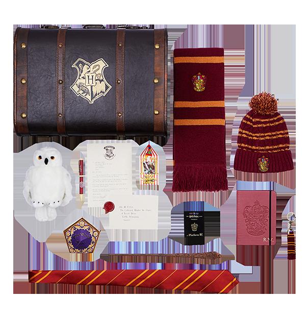 GRYFINDOR TRUNK UK 037 V1 PIN A Boutique harry potter Harry Potter Bagage