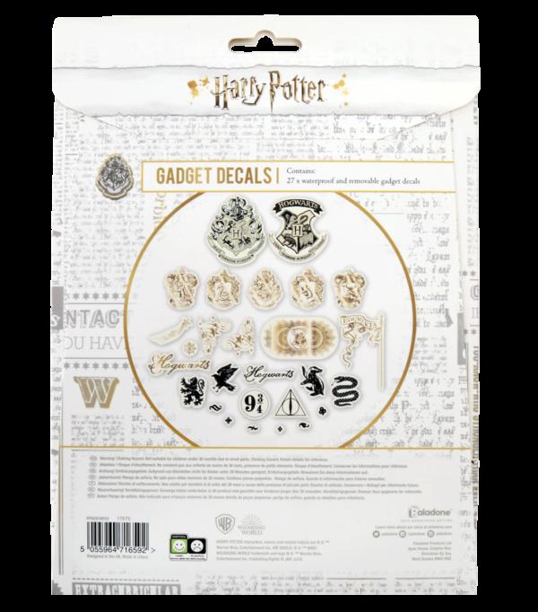 GadgetDecals2 Boutique harry potter Décalcomanies Harry Potter