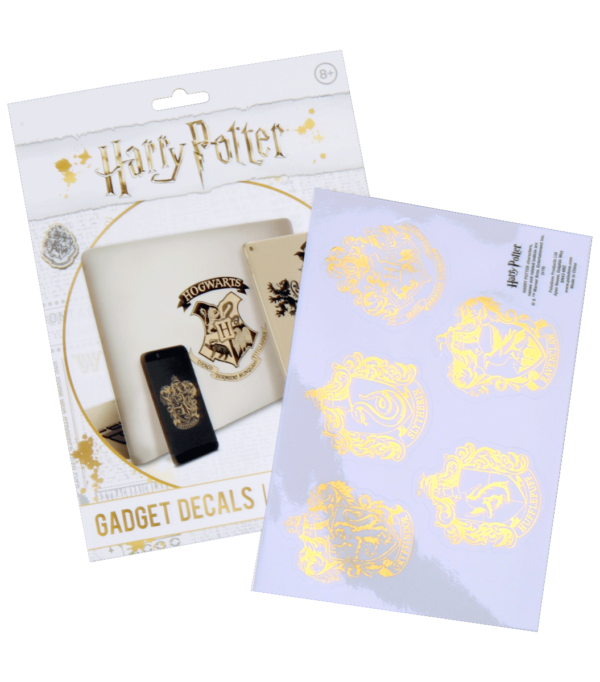 GadgetDecals3 Boutique harry potter Décalcomanies Harry Potter