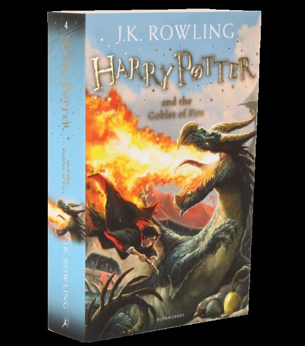 Nouvelle édition de Harry Potter et la Coupe de feu livre de poche