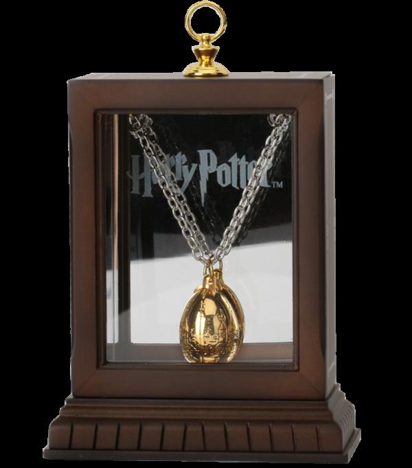 Golden Egg Pendant Scaled Boutique harry potter oeuf d or harry potter