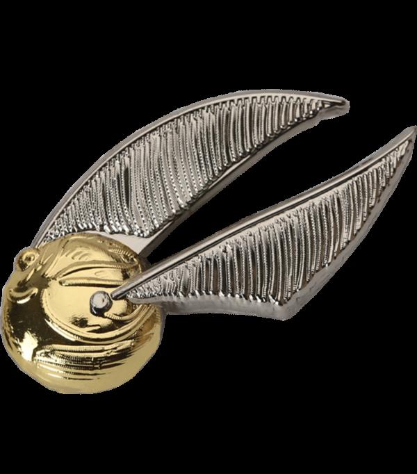 Insigne d'épingle de vif d'or