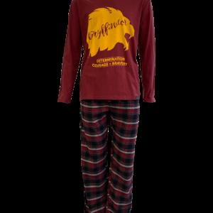 Pyjama unisexe Gryffondor