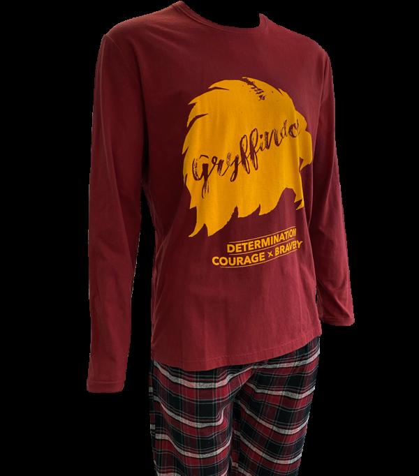 GryffindorPyjamas3 Boutique harry potter Pyjama unisexe Gryffondor