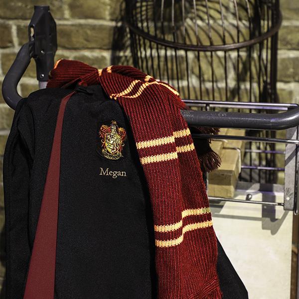 GryffindorScarf1 Boutique harry potter Peignoir Harry Potter Garçon