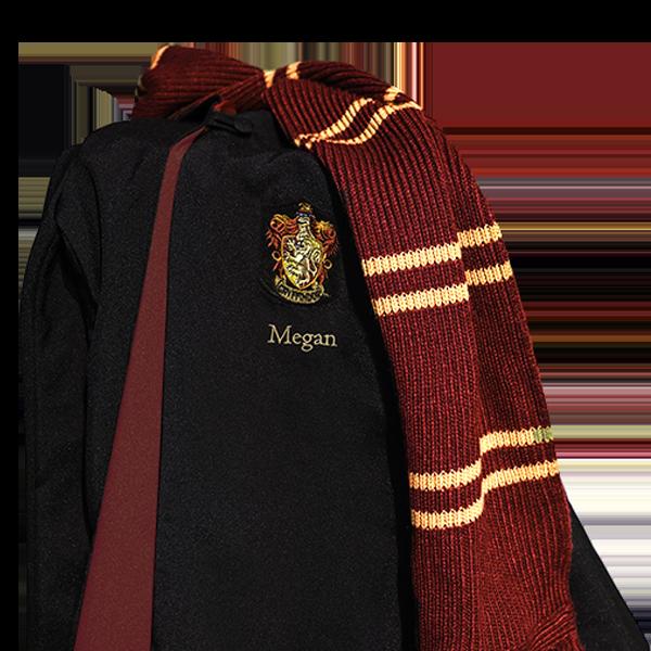 GryffindorScarf2 Boutique harry potter Peignoir Harry Potter Garçon