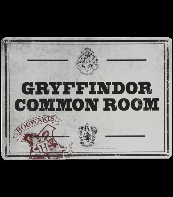 Enseigne murale de la salle commune de Gryffondor
