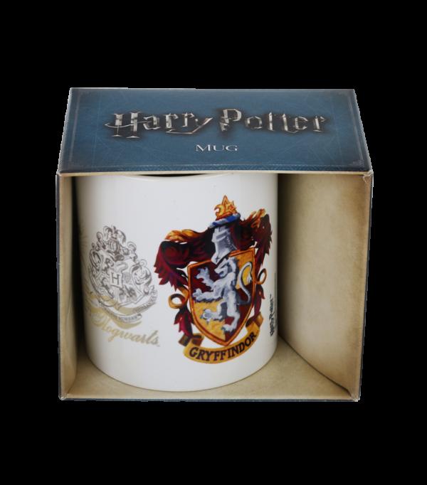 Gryffindor Crest Mug004 Boutique harry potter Tasse de l'écusson Gryffondor