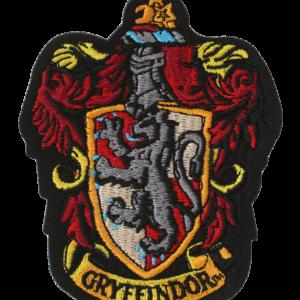 Écusson brodé Gryffondor
