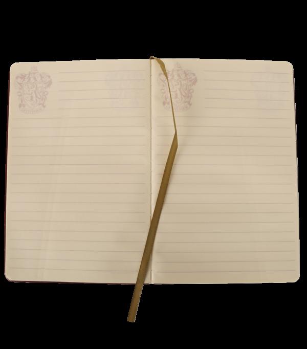 Gryffindor Notebook Template ad5ffb25 4b61 4e49 8083 24735e6b40de Boutique harry potter Carnet de notes Gryffondor