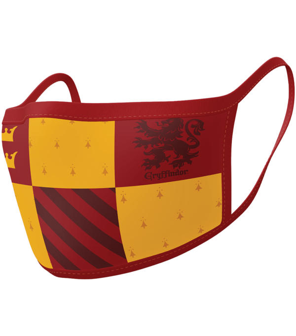 Cache-visage Gryffondor Crest