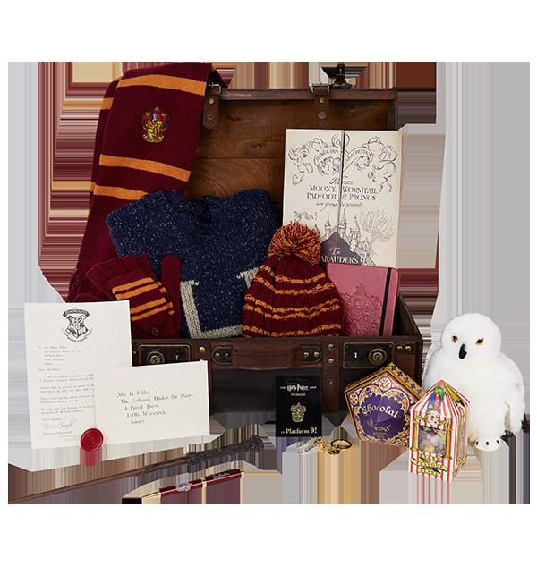 HARRYS BUNDLE UK PIN A V1 Boutique harry potter Coffre à cadeaux Harry Potter