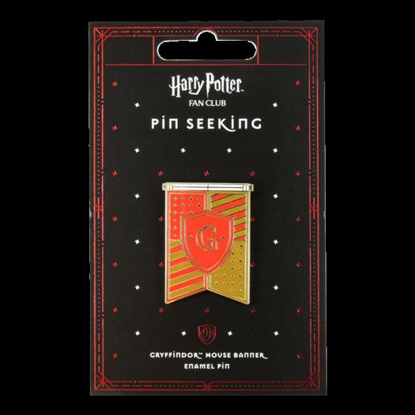 HPTPins Gryffindor 02 Boutique harry potter Pin émaillé bannière de la Maison Gryffondor