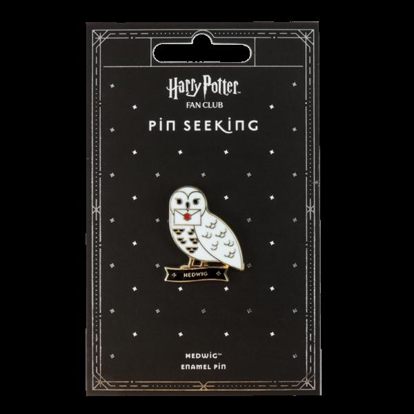 HPTPins Pets 06 Boutique harry potter Epingles De Valeur Hedwig