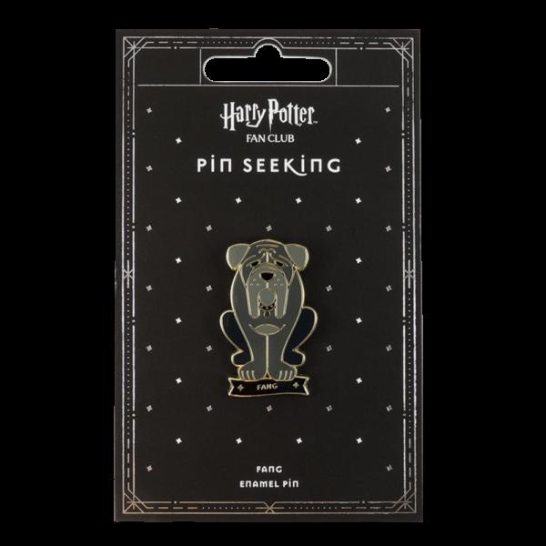 HPTPins Pets 07 Boutique harry potter Broche en émail Fang