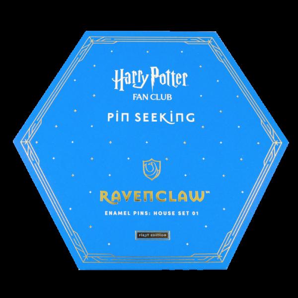 HPTPins Ravenclawset 01 Boutique harry potter Set d'épingles Serdaigle Première édition