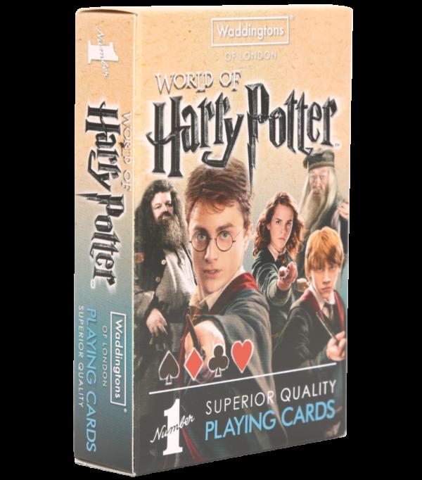 Cartes à jouer Harry Potter