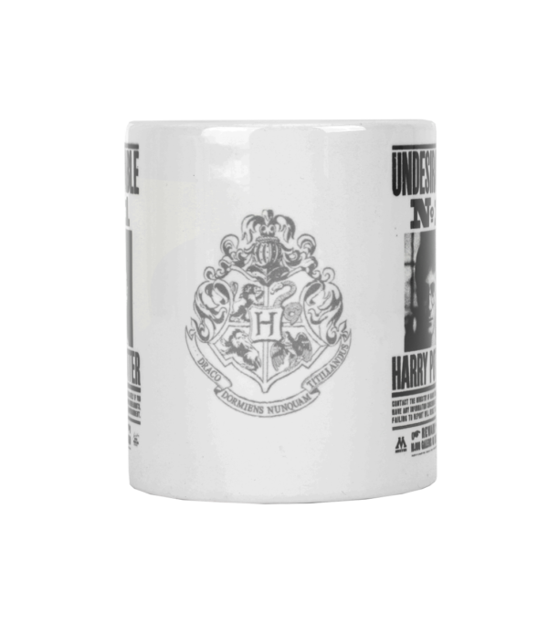 Harry Potter Undesirable No.1 Mug002 Boutique harry potter Tasse Harry Potter Indésirable No.1