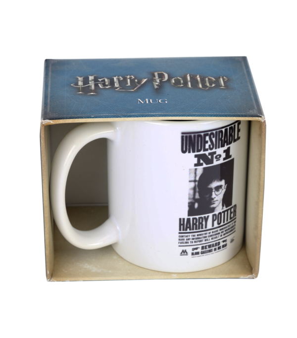 Harry Potter Undesirable No.1 Mug004 Boutique harry potter Tasse Harry Potter Indésirable No.1