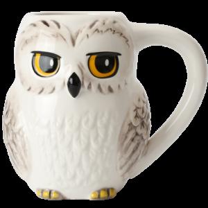 Tasse 3D Hedwig