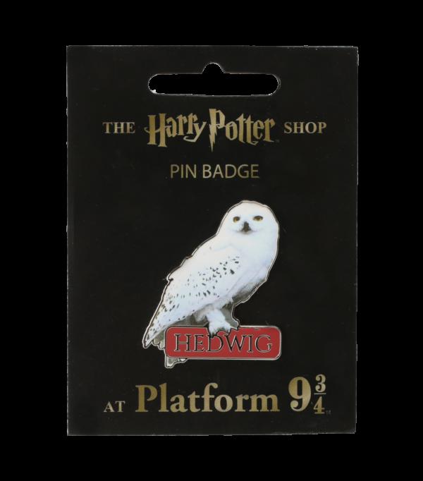 Hedwig Pin Badge001 Boutique harry potter Badge Hedwig
