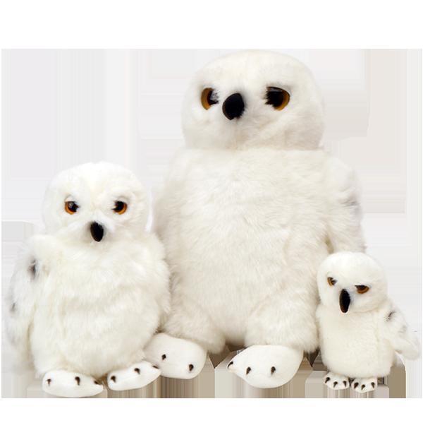 Hedwig Plush Boutique harry potter Petit Jouet doux Hedwig