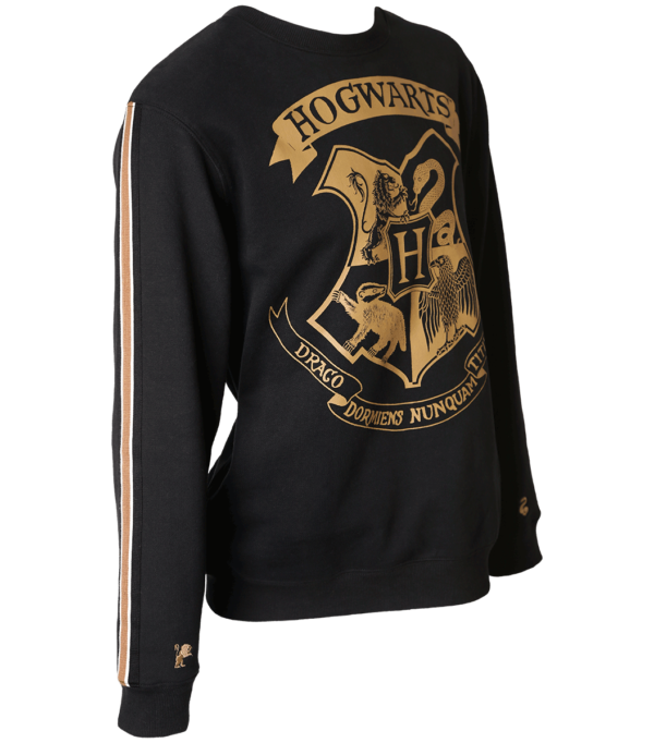 HogwartsSweatshirt2 Boutique harry potter Pull à manches longues Poudlard
