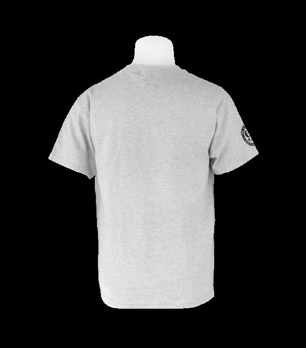 Hogwarts Crest Grey T Shirt Kids 001 Boutique harry potter T-shirt enfants Poudlard