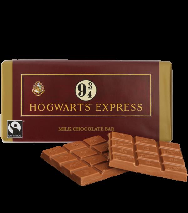 Chocolat Poudlard Express