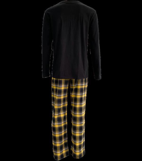 HufflepuffPyjamas2 Boutique harry potter Pyjama Poufsouffle