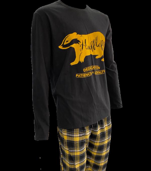 HufflepuffPyjamas3 Boutique harry potter Pyjama Poufsouffle