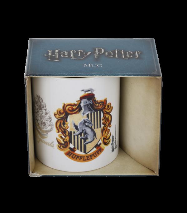 Hufflepuff Crest Mug004 Boutique harry potter Tasse Poufsouffle Crest