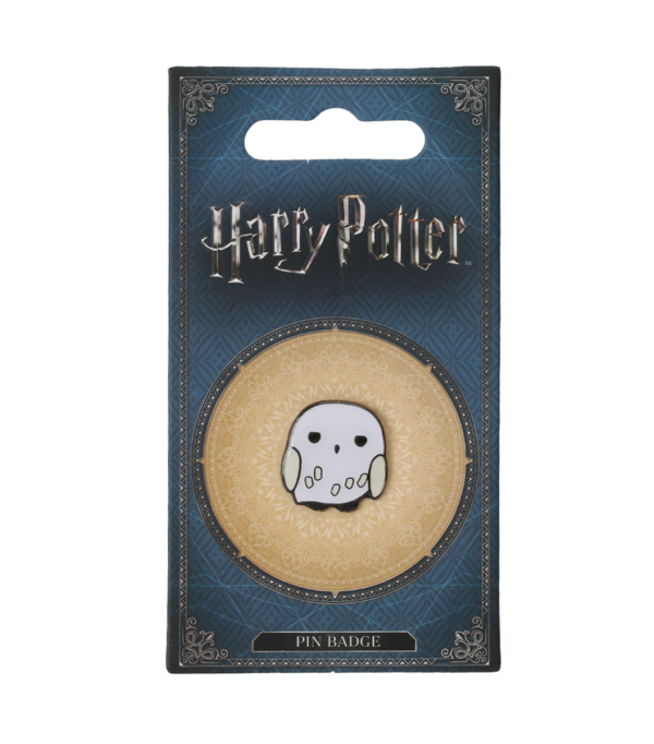 Kawaii Hedwig Pin Badge001 Boutique harry potter Badge Kawaii Hedwig