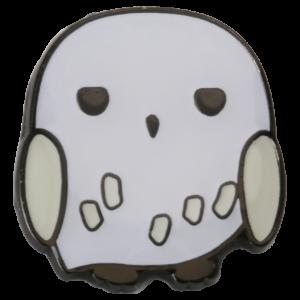 Badge Kawaii Hedwig