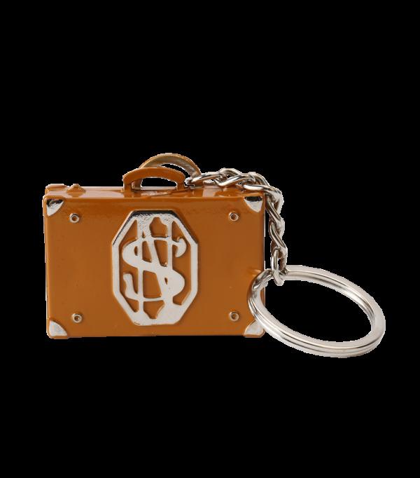 Keyring Newt s Suitcase001 Boutique harry potter Porte-clés Les animaux fantastiques Newt Scamander