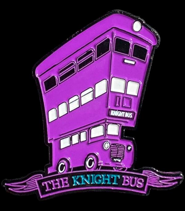 Badge de chevalier du bus