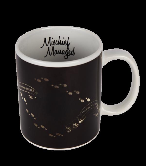 MM Mug 4 Boutique harry potter Tasse la carte du maraudeur