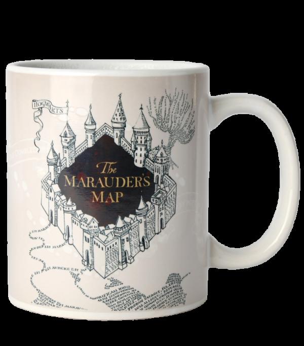 Map Mug Scaled Boutique harry potter Tasse la carte du maraudeur