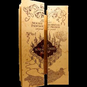 Carte du Maraudeur à Imprimer