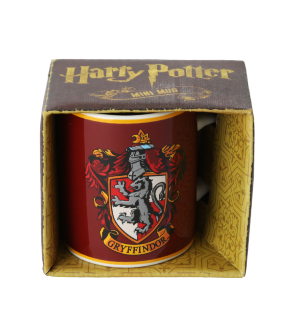 Mini Mug Gryffindor004 Boutique harry potter Tasse Gryffondor