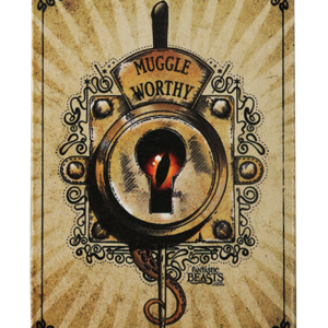 Muggleworthy Magnet Scaled La boutique Harry Potter Acceuil