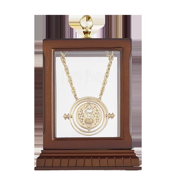 Necklace Time Turner Boxed 3A Boutique harry potter Collier authentique et intemporel