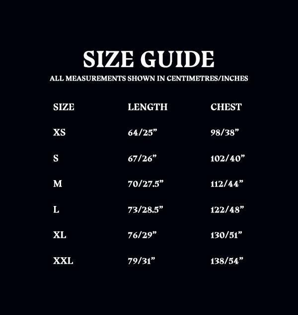 OLD Size Guide Unisex Adult Hooded and Sweat dc25fa8b 8768 403b a7d5 e09b1e855cc8 Boutique harry potter Sweat à capuche Platform 9 3/4 Marine