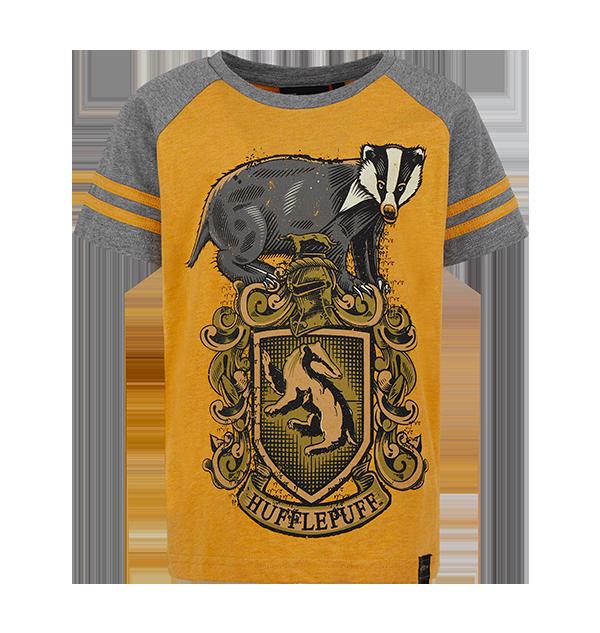 T-shirt pour enfants Poufsouffle
