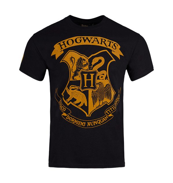 T-Shirt Poudlard Flock