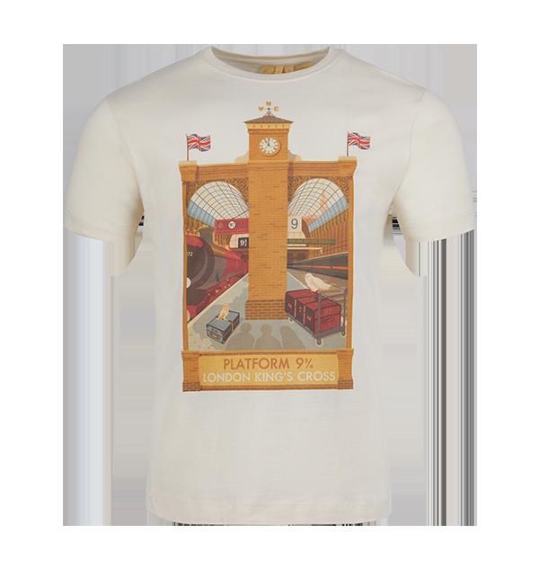 T-shirt imprimé MinaLima Platform 9 3/4
