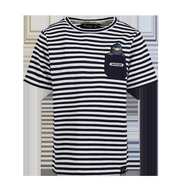T-shirt Niffler à poche pour enfants