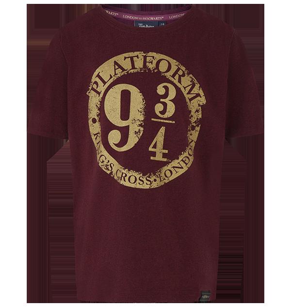T Shirt Harry Potter Garçon