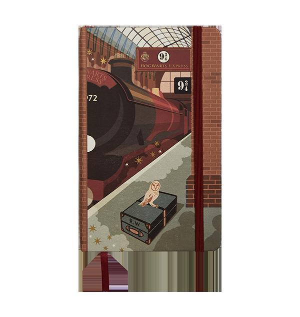 Carnet de notes MinaLima Platform 9 3/4